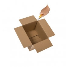 Adjustable Cardboard Boxes - Double Wall
