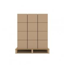Pallet Quantity Cartons - Single Wall