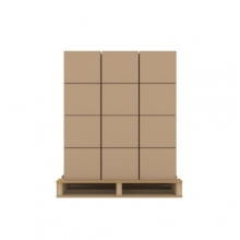 Pallet Quantity Cartons - Double Wall