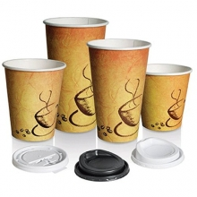 Paper Coffee Cups - SoHo Design