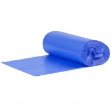 Blue Rubble Sacks - On a Roll - 510mm x 760mm Heavy Duty