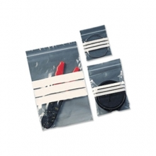 Write On Panel Grip Seal Bags