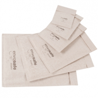 Envosafe Secure ® White Padded Envelopes