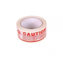 Printed Caution Tape
