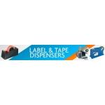 Label & Tape Dispensers