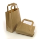 Brown Take Away Paper Bags