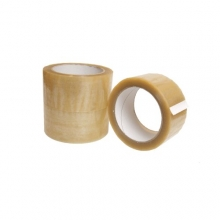 Premium Clear Hot Melt Adhesive Polypropylene Packaging Tape