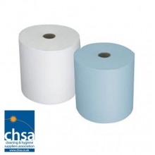 Centre Feed Paper Towels - 2 ply 150m