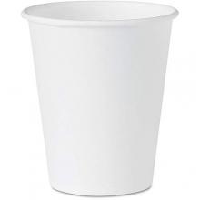 Solo®  White Paper Cups