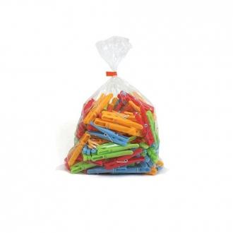 Light Duty Polythene Bags 120 Gauge