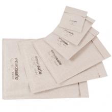 Envosafe Secure ® White Padded Envelopes