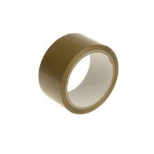 Premium PVC (Vinyl) Brown Packing Tape