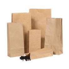 Block Bottom Paper Bags