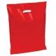 Red Varigauge Plastic Carrier Bags