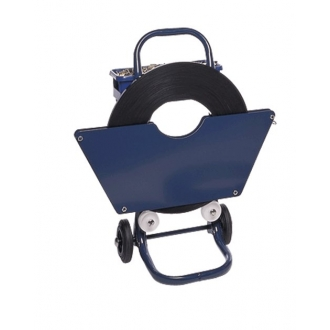 Mobile Steel Ribbon Strapping Trolley