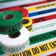 Custom Printed Vinyl Adhesive Tape