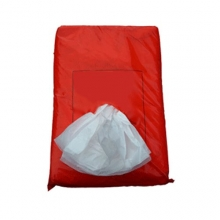 Butchers Bags - High Density White Polythene