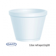 Dart Polystyrene Food Containers