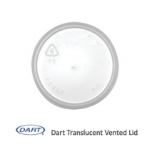 Dart Polystyrene Food Container Lids