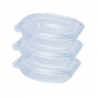 Clear Salad Boxes