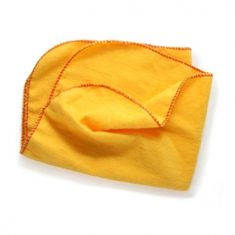 100% Cotton Yellow Dusters