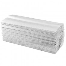 White 2-ply Z Fold Paper Hand Towels