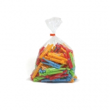 Light Duty Polythene Bags - 120 Gauge/30 Micron