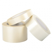 Cross Weave Filament Packing Tape