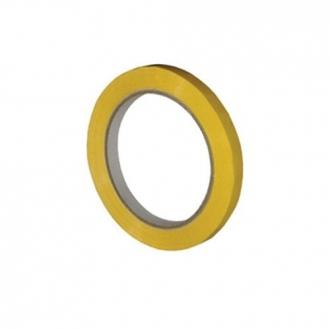9mm Yellow Bag Neck Sealing Tape