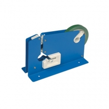Bag Neck Sealing Dispenser with Trimming Blade