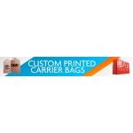 Custom Printed Carrier Bags