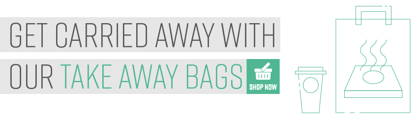 Paper take-away bags